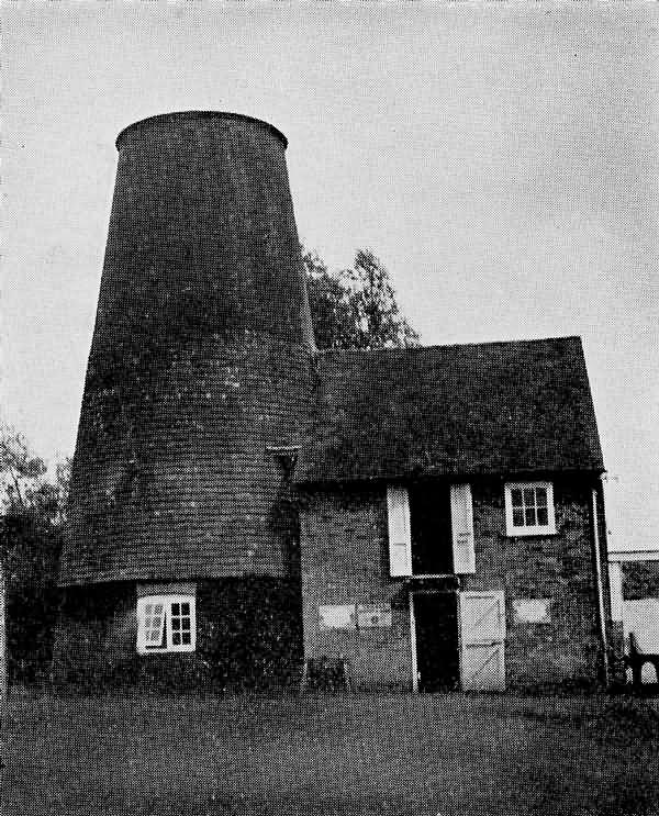 Mark Cross Windmill, Rotherfield - 1936